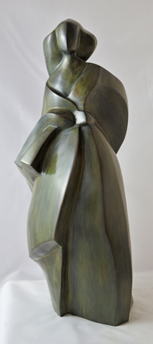 contemporary french artists : Bronze - Pascale CAMY
